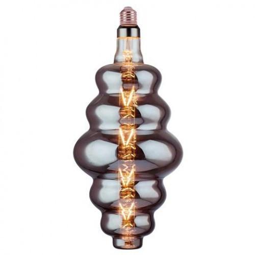 Світлодіодна лампа Horoz FILAMENT ORIGAMI-XL Титан 8W E27 2400K Horoz Electric