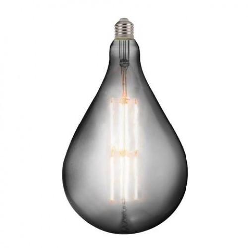 Лампа Filament led TOLEDO 8W 2400K Титан Horoz Electric
