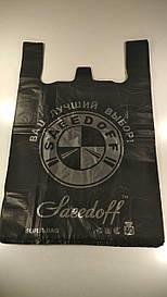"Пакет 38х60 ""БМВ"" Seedoff  черный (100 шт)"