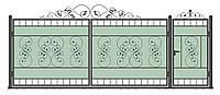 Ворота кованные модель ВК-10