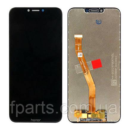 Дисплей для Huawei Honor Play (COR-L29, COR-AL00) с тачскрином, Black (AAA), фото 2