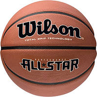 Мяч баскетбольный Wilson PERFORMANCE ALL STAR (WTB4041XB07)