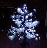 """Светодиодное дерево """"Клен"""" 88см белый"""