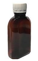 Тара бутылка с фиксирующейся крышкой, 120 мл
