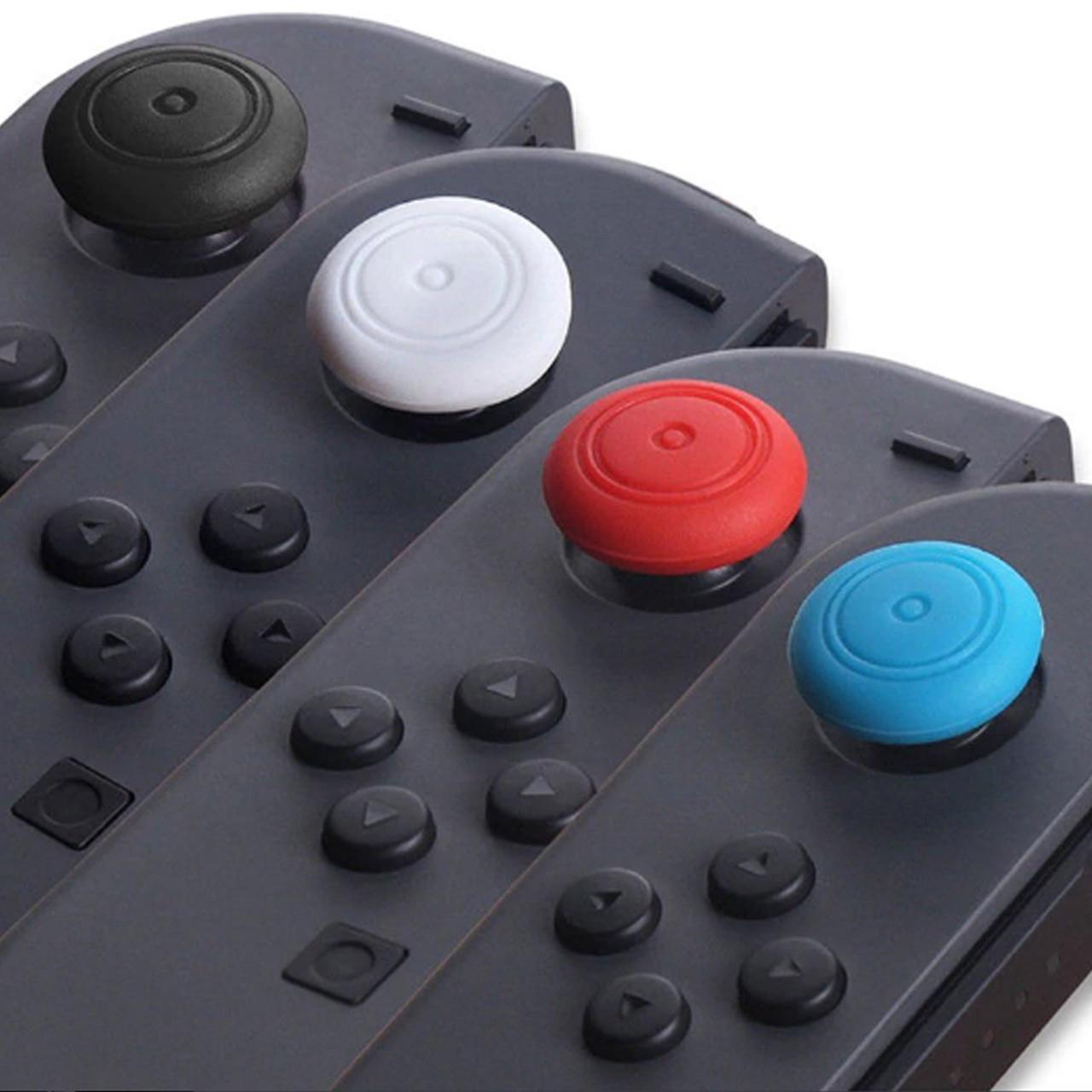 Накладки на аналогові стіки для joy-con Nintendo Switch