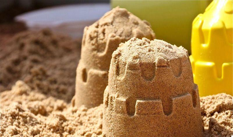 Кінетичний пісок (Коричневий) (123568)