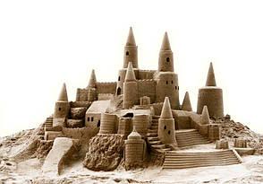 Кінетичний пісок (Коричневий) (123568), фото 2