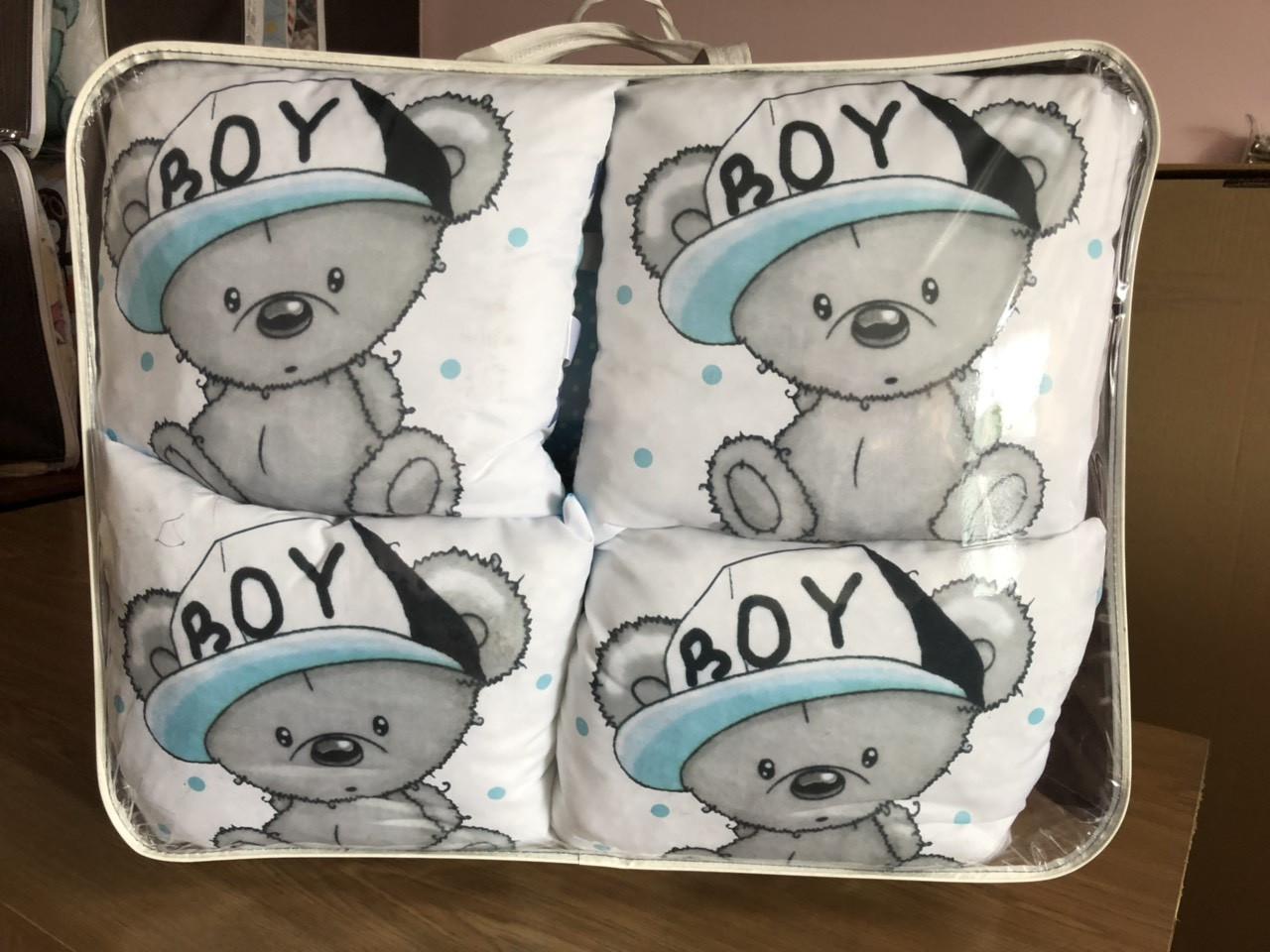 Детская постель My Teddy мишка Boy 8 элементов (цвета в ассортименте)Бесплатная доставк