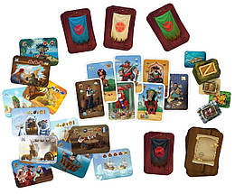 Настольная игра Пірати 7 морів (Пираты Семи Морей), фото 3
