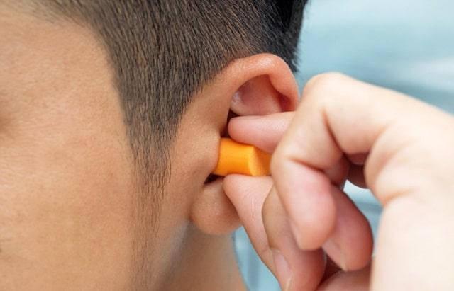 Основные виды СИЗ органов слуха