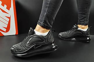 Женские Кроссовки Nike Air Max 720 арт 20609 (женские,черные, найк), фото 2