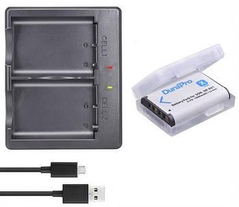Набор: Зарядное устройство + один аккумулятор NP-BX1(аналог) для Sony