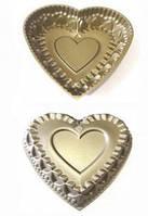 Форма для выпечки Сердце 28х26х4.5 см