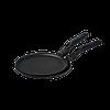 Cковорідка для млинців ТАЛКo Веста-24см, з антипригарним покриттям А5124