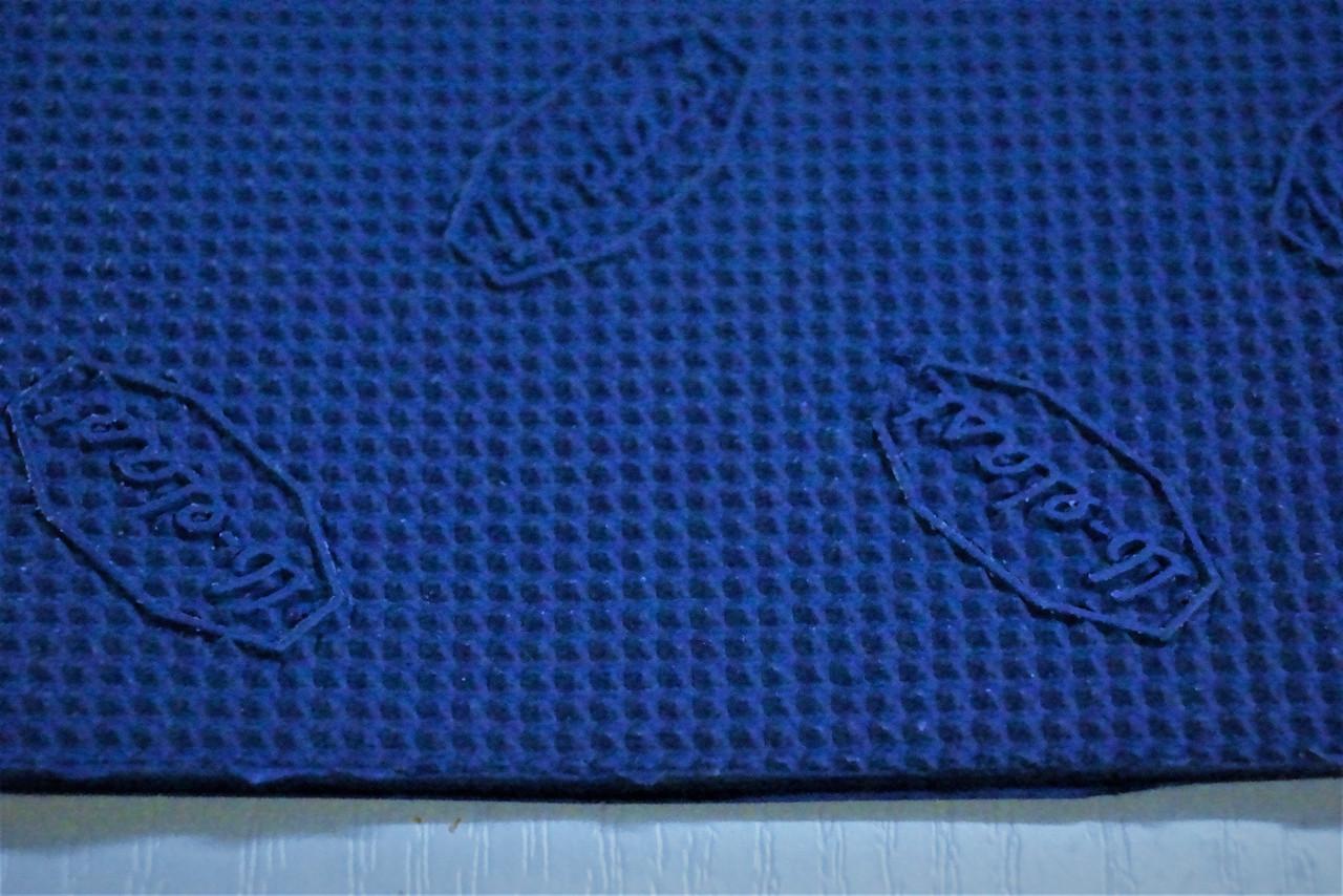 "Резина подметочная ""LB-ELAST"" 560*440 т.2,0мм. цвет синяя"