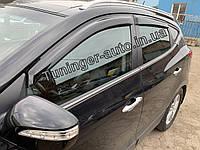 Ветровики,дефлектор окон Hyundai IX-35 (Hic), фото 1