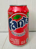 Газированный напиток Fanta Fruit Punch 355мл (США)