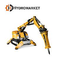 Сделайте экскаватор более функциональным с навесным оборудованием от «Гидромаркета»