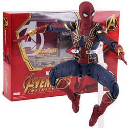 """Людина павук з к\ф Месники """"Війна Нескінченності"""", 15 см - Spider-Man Infinity"""