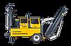 Процессор для производства дров UNIFOREST TITAN 40/20 PREMIUM  с циркулярной пилой (Словения), фото 2