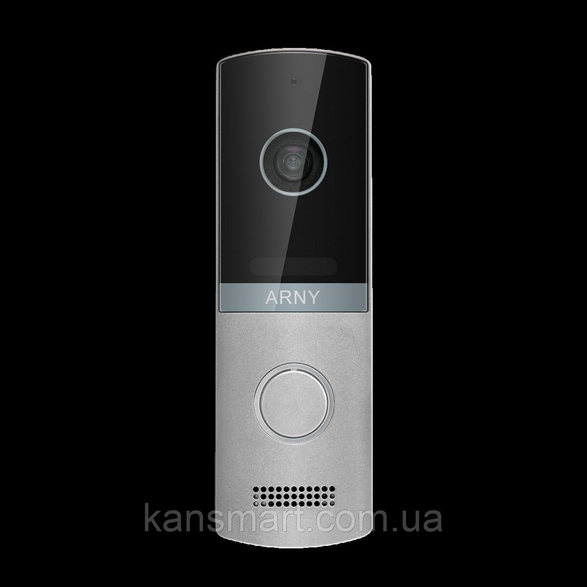 Видеопанель ARNY AVP-NG230 1MPX silver