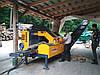 Процессор для производства дров UNIFOREST TITAN 40/20 PREMIUM  с циркулярной пилой (Словения), фото 5