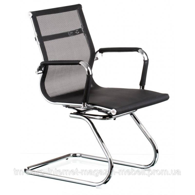 Кресло Solano mesh conference black (E4855) черный, Special4You (Бесплатная доставка)