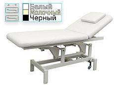 Масажний стіл, білий, молочний, чорний B. S. Ukraine (269)