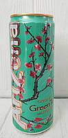 Холодный зеленый чай с медом AriZona Green Tea with Honey EU 330ml (США)