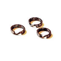 Кольцо заводное №3, d=4.5 мм (10 шт.)