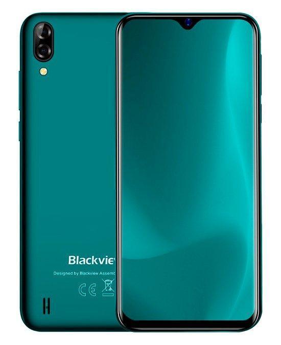 Blackview A60 синий с подарками .