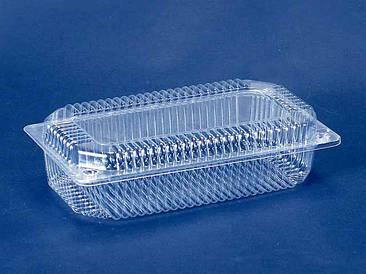 Контейнер для десерта ПС-121 (V1300мл\230*130*72) (50 шт)