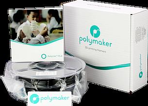 Пластик в котушці PLA PolyLite 1,75 мм, Polymaker, 1кг