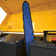 Процессор для производства дров UNIFOREST TITAN 43/20 STANDARD с цепной пилой (Словения), фото 2