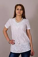 Красивая летняя женская блуза
