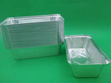 Алюминиевые контейнеры для запекания мяса 960мл 100шт (SP62L) (1 пач)