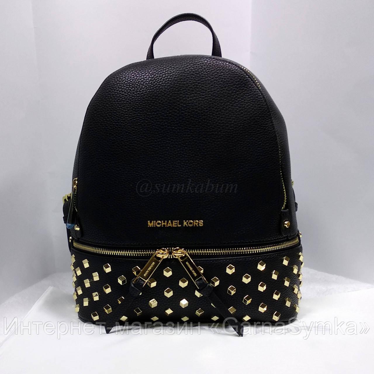 Рюкзак, высококлассная реплика, натуральная кожа
