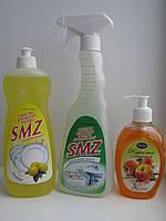 Бытовая химия торговой марки SMZ оптом от производителя