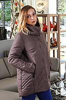 Женская курточка, цвет лаванда (весна-осень)
