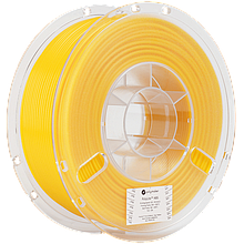 Пластик в котушці PLA PolyLite 1,75 мм, Polymaker, 1кг жовтий