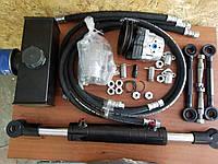 Комплект рулевого управления на мотоблок, минитрактор, самодельную технику