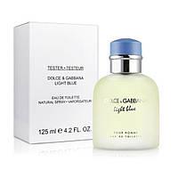 Тестер Dolce&Gabbana Light Blue Pour Homme (Дольче Габана Лайт Блю Хом) ОАЭ, фото 1