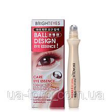 Сыворотка-роллер для кожи вокруг глаз BioAqua Ball Desing Eye Essence