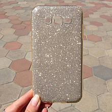 Чехол Samsung J7 J700 2015 Gold Dream