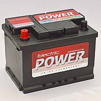 Автомобильный аккумулятор Electric Power 6СТ-60 (+/-) низкий 12В 60Аг 540А