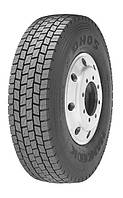 Грузовая шина 315/70 R22.5 154/150L Hankook DH05 ведущая, купить грузовые покрышки Ханкук на заднюю ось тяга