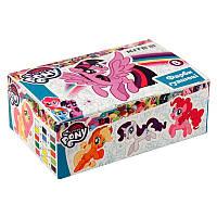 Набор гуашевых красок Kite Little Pony, 6 цв., 20 мл