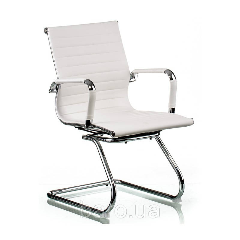 Кресло Solano (Солано) office artleather white (E5876) белый, Special4You (Бесплатная доставка)