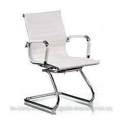 Кресло Solano (Солано) office artleather white (E5876) белый, Special4You