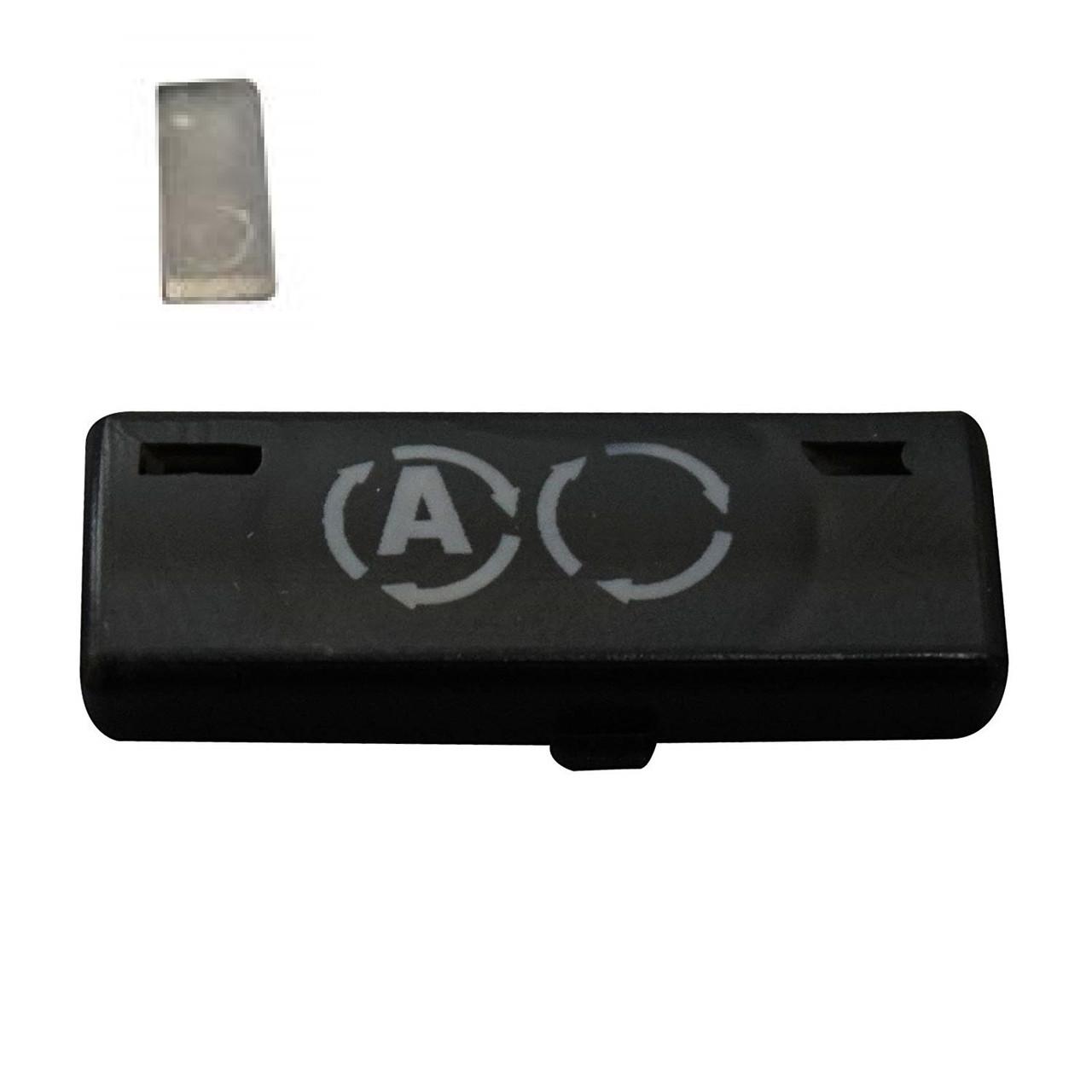 Клавиша кнопка климат контроля BMW 5 E39 64118375645 64116915812 бмв 5 е39 кнопка рециркуляция воздуха